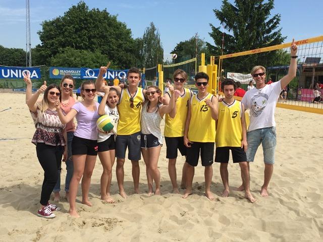 Beach Volleyballteam 2016