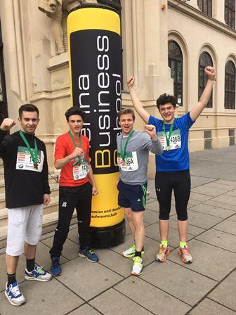 Foto Marathon schnellste Staffel2