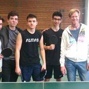 Tischtennis Schülerliga