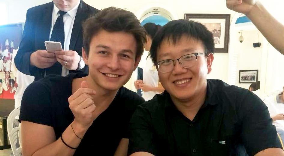 Praktikum Beijing Business School