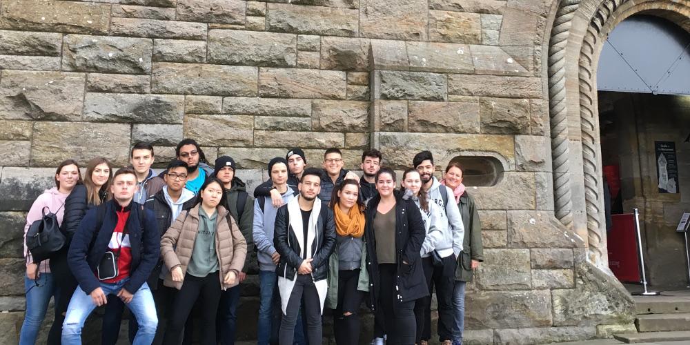 Language Trip to Edinburgh