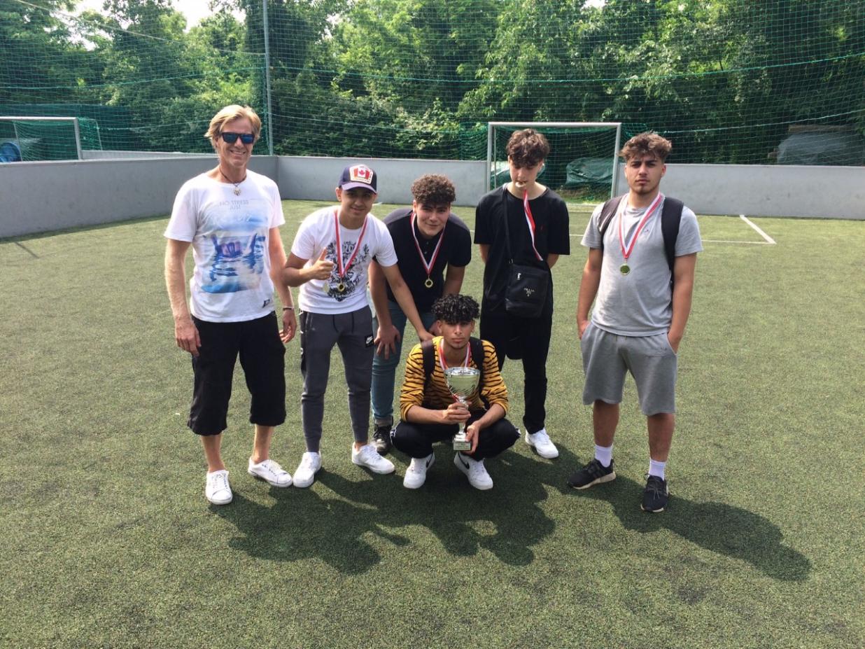 Klassenfußballturnier